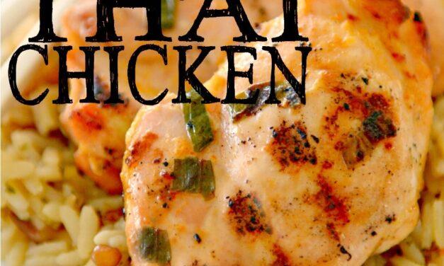 Easy Thai Chicken