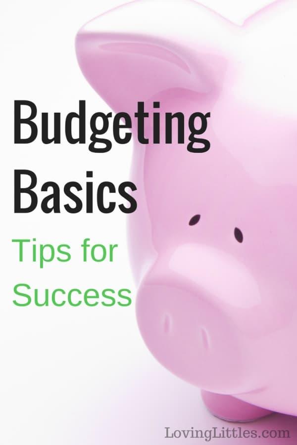 Optimized-Budgeting-Basics
