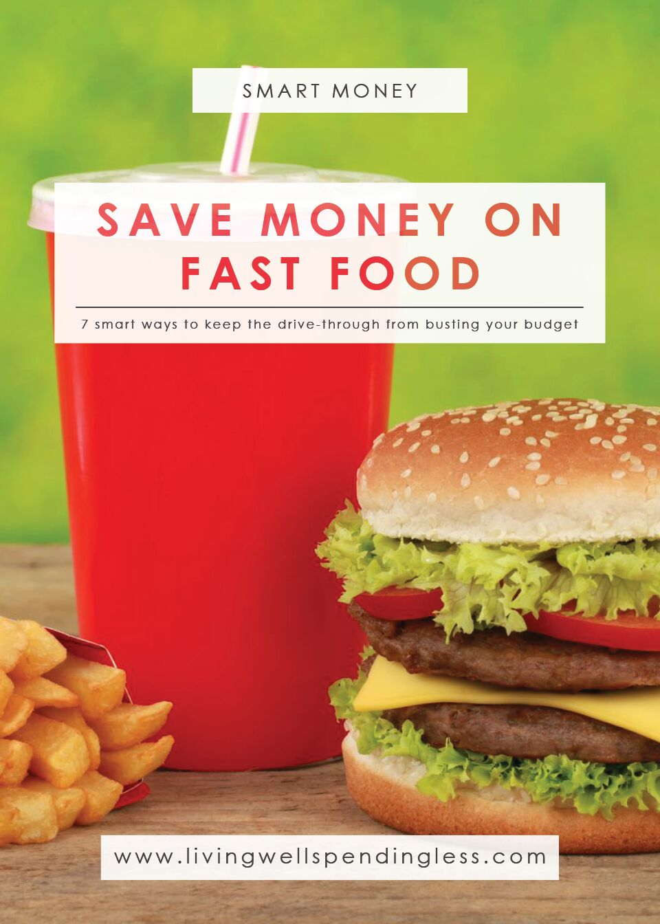 Save Money on Fast Food: 7 Smart Ways to Keep the Drive Through from Busting Your Budget