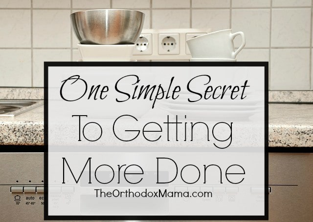 Use these tips to get more done.