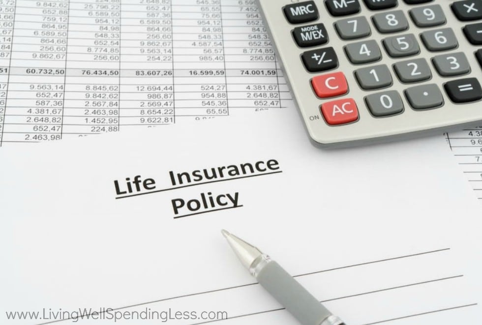 Every responsible parent should have a life insurance policy in place.