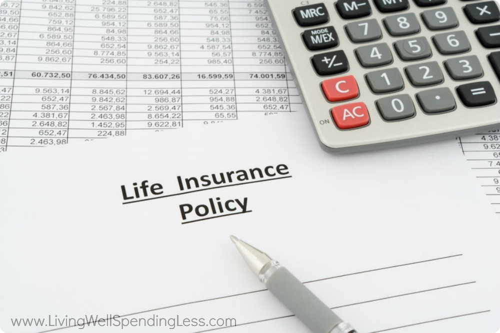 A life insurance policy is vital to a smart financial future.