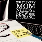 What Every Mom Needs to Know about Insurance Square 1