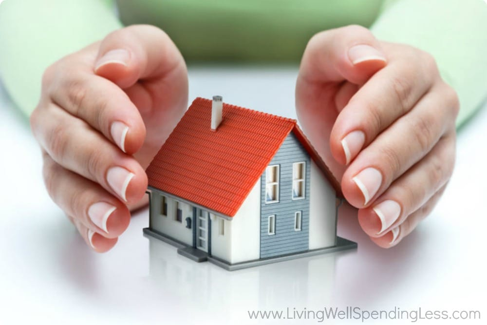 Homeowners insurance is necessary for a good financial future.