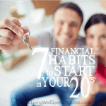 20 Financial Habits to Start in Your 20's Square 1
