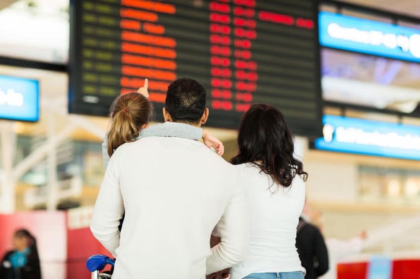 Longer flights or flights with layovers are often less expensive than direct flights
