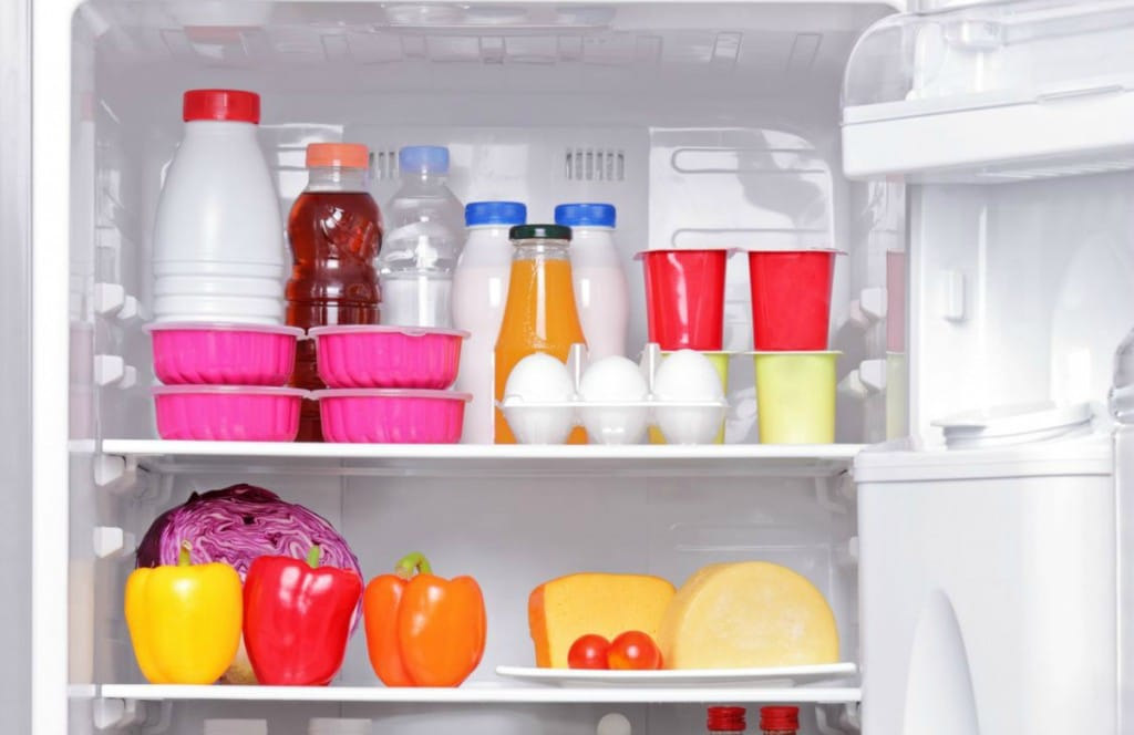 Keeping the fridge and freezer stocked with a few staples makes grocery shopping easier (and cheaper)