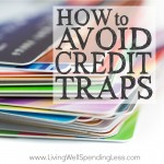 How to Avoid Credit Traps Square 1