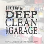 How to Deep Clean Your Garage Square 1