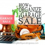 How to Organize a Garage Sale Square 2