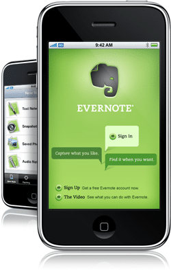 Evernote is a wonderful visual organizer for storing all your web clippings in one spot.
