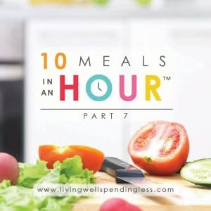 10 Meals in an Hour™ Part 8 | Easy Freezer Cooking Meal Plan | Food Made Simple | Freezer Cooking