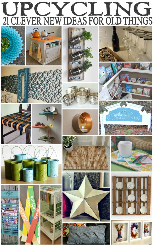 31 days of living well spending zero day 18 find new uses for old things - New uses for old things ...