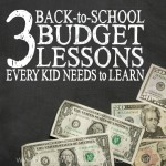 3 Back to School Budget Lessons Square 1