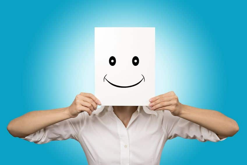 Put on a happy face--learning how to be happy is an important life skill.