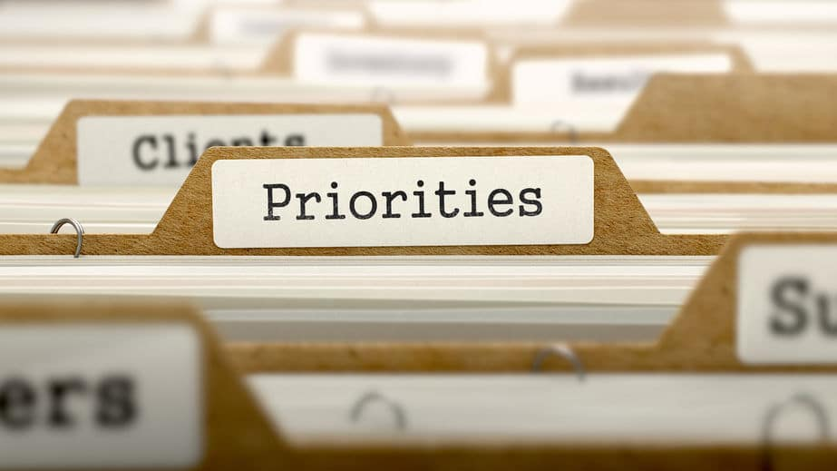 Making room for important priorities and understanding how to schedule your time is an important life skill to file away.