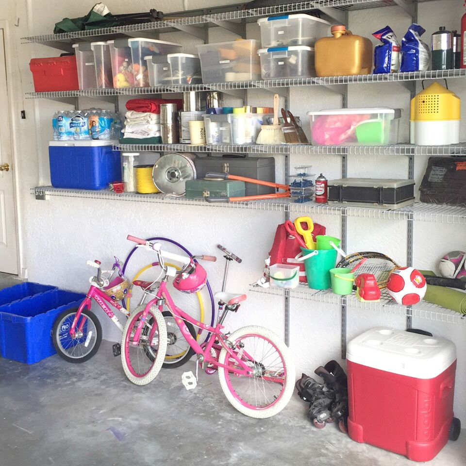 How To Deep Clean Your Garage In 6 Steps Decluttering