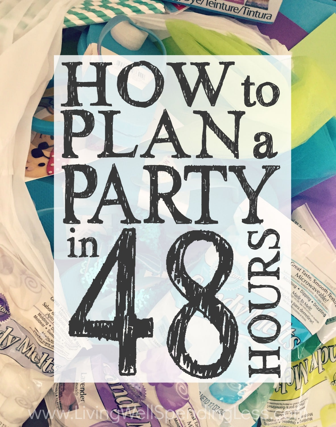 how to plan a party Prepare your foods ahead of time if anything can be cooked and reheated, now is the time in the evening, when everyone is in bed, clean the house and set up the party spot (if you rented a hall, you can usually ask to get in the night before, provided they haven't a morning event.