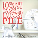 10 Smart Ways to Tame That Laundry Pile Square 1