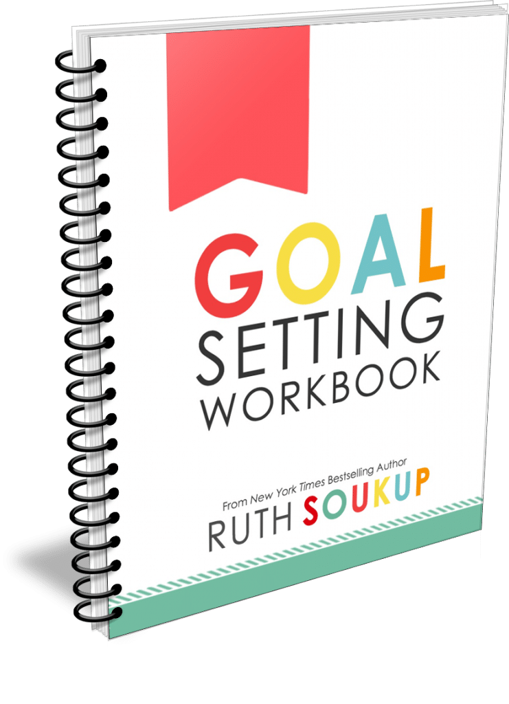 Join the mailing list for weekly motivation and receive access to the Goal Setting Workbook!