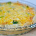 Quick & Easy Vegetable Quiche | 5 Ingredients or Less | Breakfast Meals , Main Course | Meatless Meals
