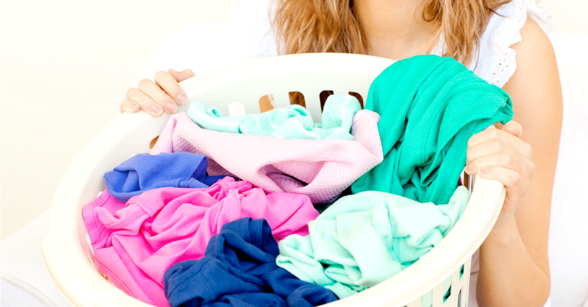 10 Ways to Tame that Laundry Pile | How to Make Laundry Easier