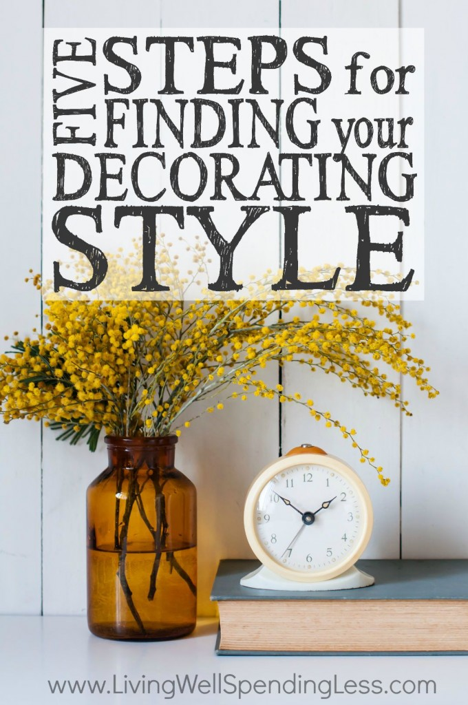 Decorating-Personality_Feature. You have your personal style ...