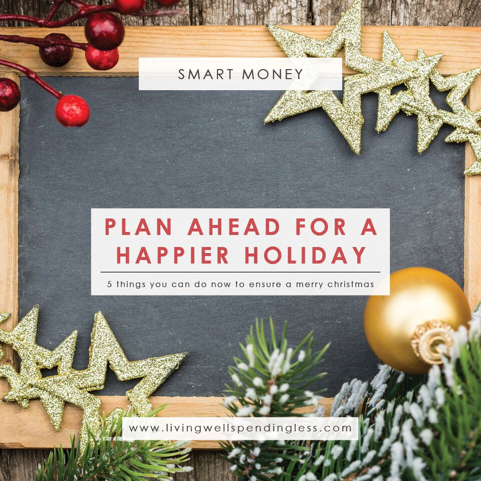 Happier Holiday | Holiday Planning | Stress Free Holiday | Tips For Happier Holidays