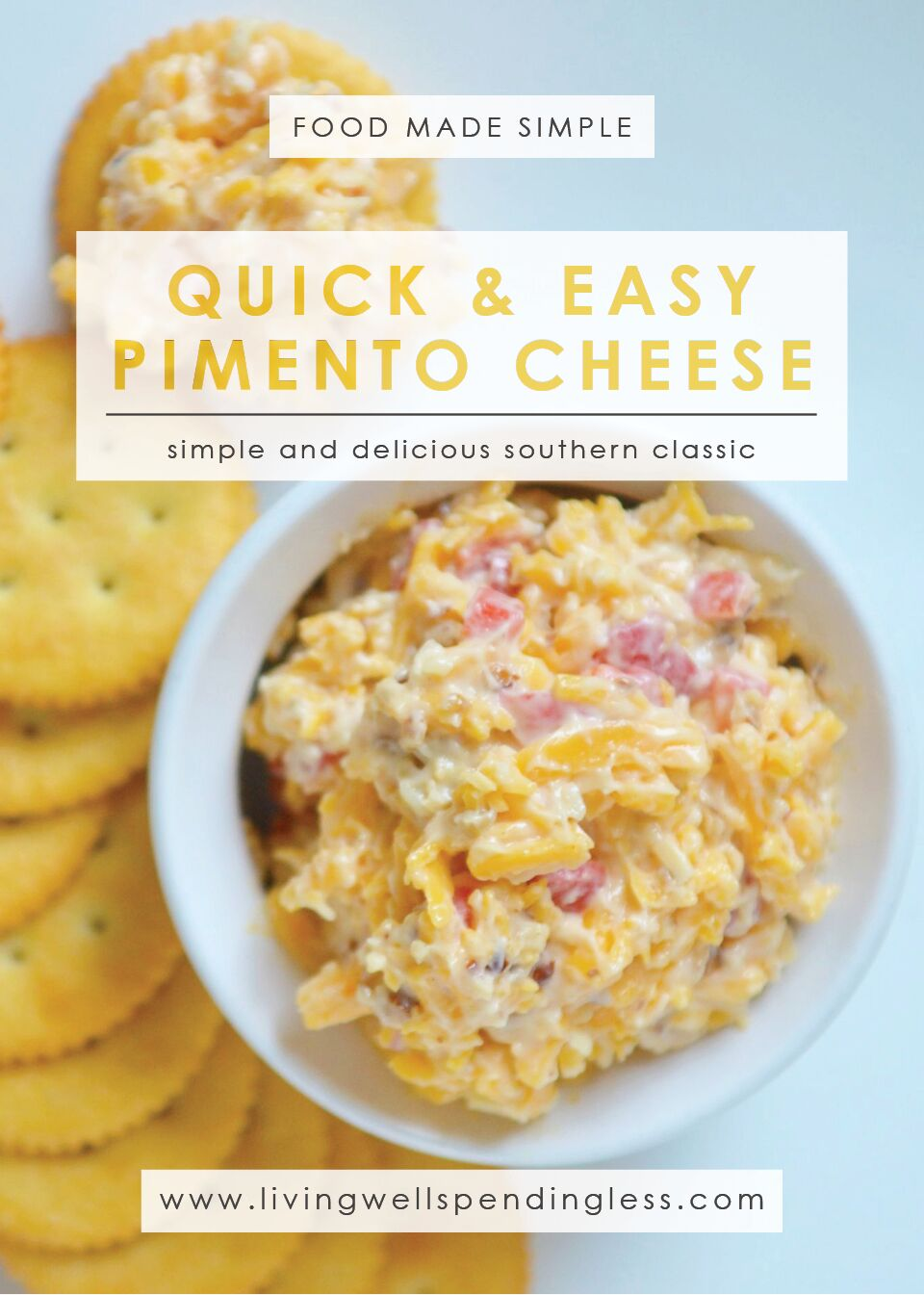 simple pimento cheese recipe