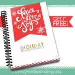 Holiday Planning Workbook Square IG 1