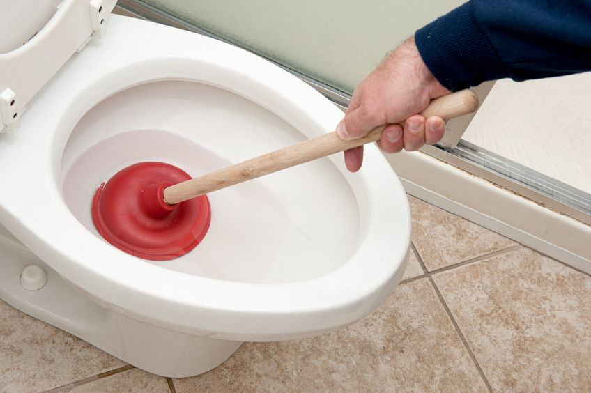 Knowing how to properly plunge a clogged toilet is a life skill everyone should have.