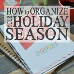 How to Organize Your Holiday Season Square