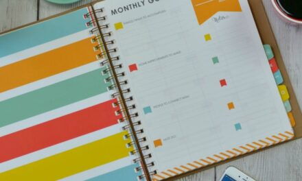 Introducing….the Living Well Planner