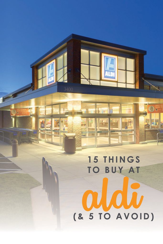Did you know shopping at ALDI can cut your grocery bill in half....without having to clip a single coupon? Get the full scoop on exactly which items are a STEAL at this budget-friendly store (as well as which items you should probably avoid.) ALDI Buying Tips | Things to Buy ALDI | Products to Avoid ALDI | ALDI | Great ALDI Finds | Grocery Tips | Hot deals | Gluten Free products