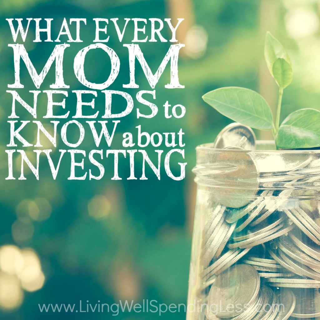 What Every Mom Needs to Know About Investing Square