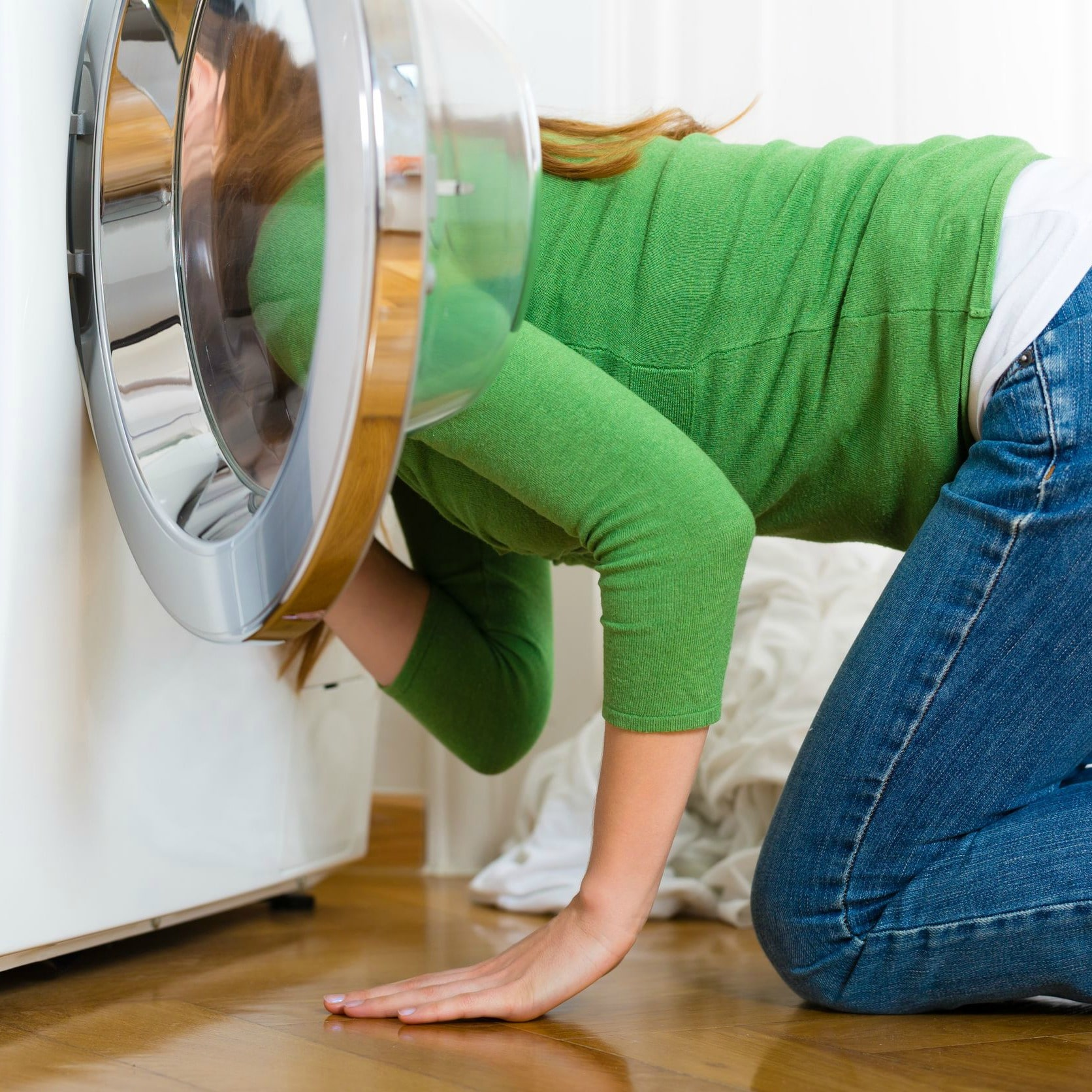Cleaning your washing machines is important.