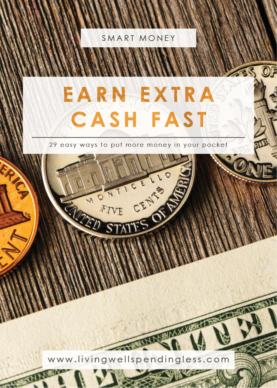 Easy ways to earn extra cash fast.