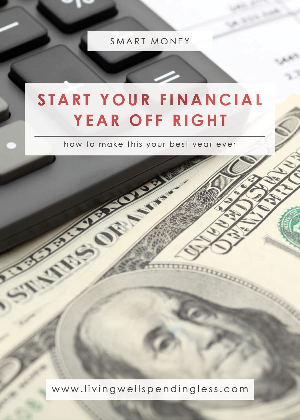 Use these tips to start your financial year off right.