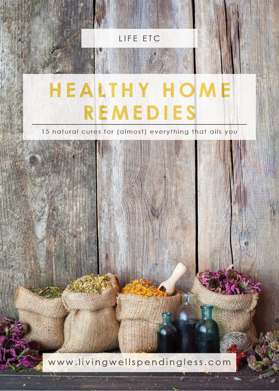 Healthy Home Remedies | Health & Wellness | Natural Home Remedies