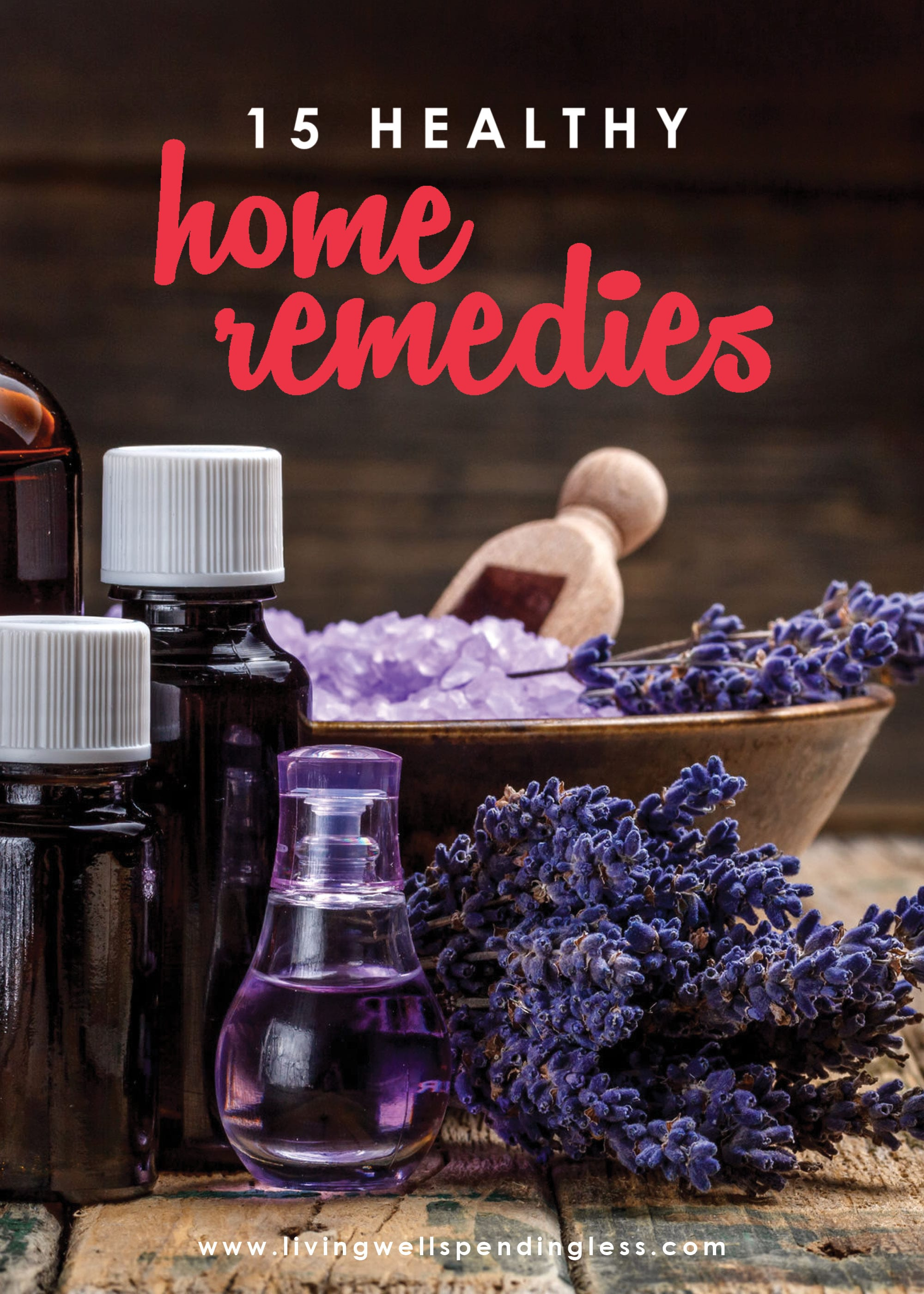 Wondering which home remedies really work and which ones are, well, just a little silly? We did a little digging to uncover 15 healthy home remedies that might actually make you feel better. From coughs and colds to nausea, stress, and even warts, don't miss these simple solutions using a few natural ingredients you might already have on hand!