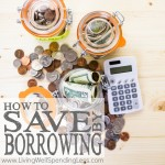 Save by Borrowing Square1