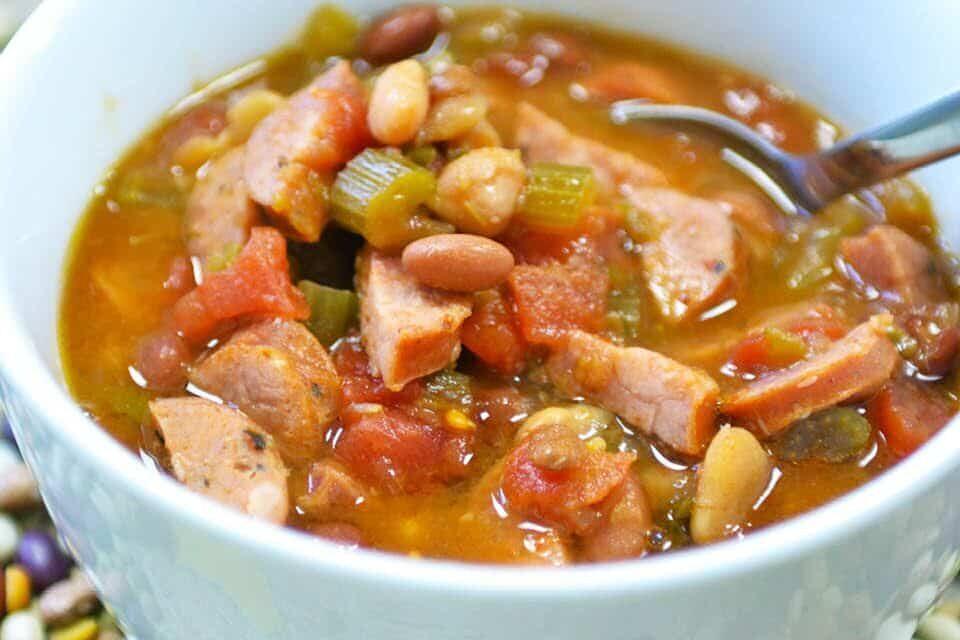 Big Easy Cajun Bean Soup