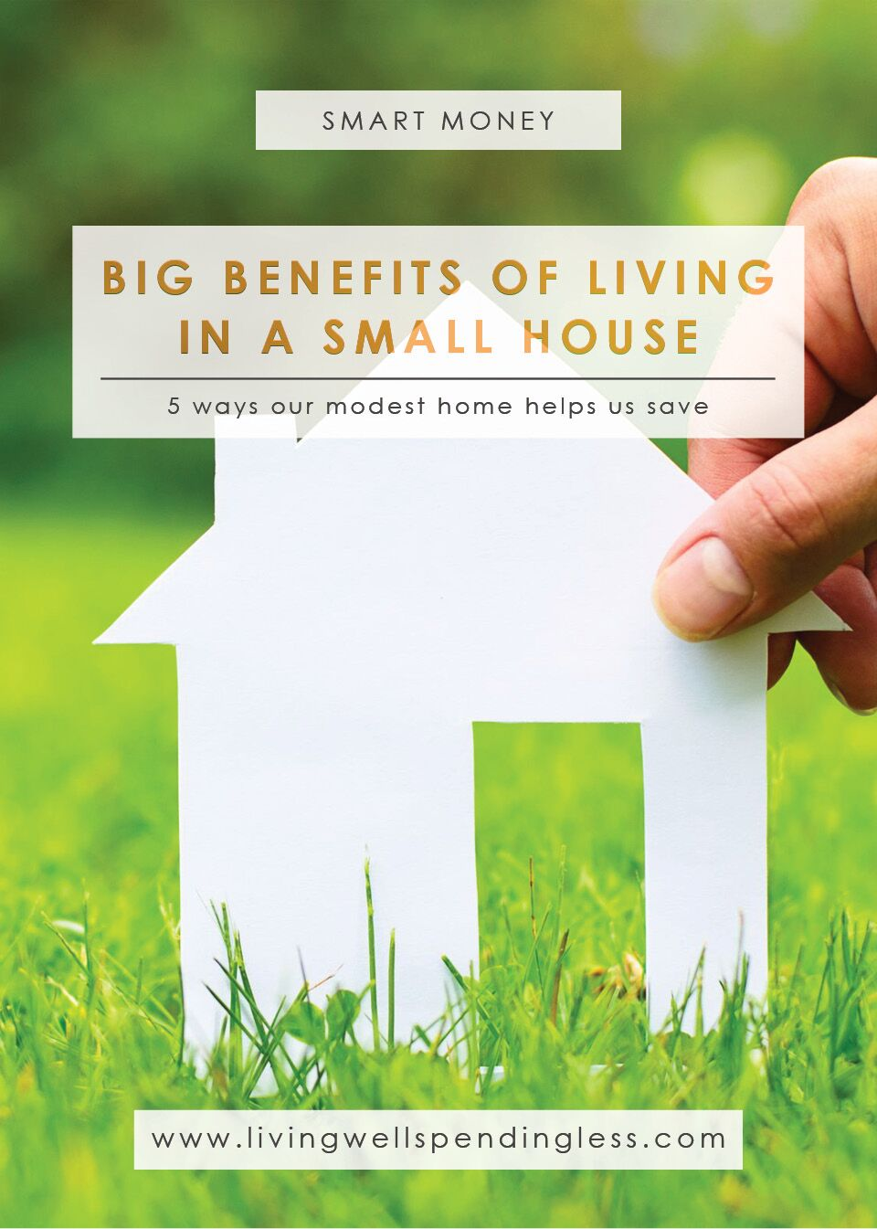 Benefits of Living in a Small House |Home Decorating | Money Saving Tips | Small House Big Savings