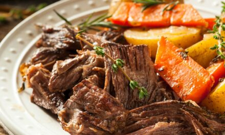 Perfect 5 Ingredient Pot Roast