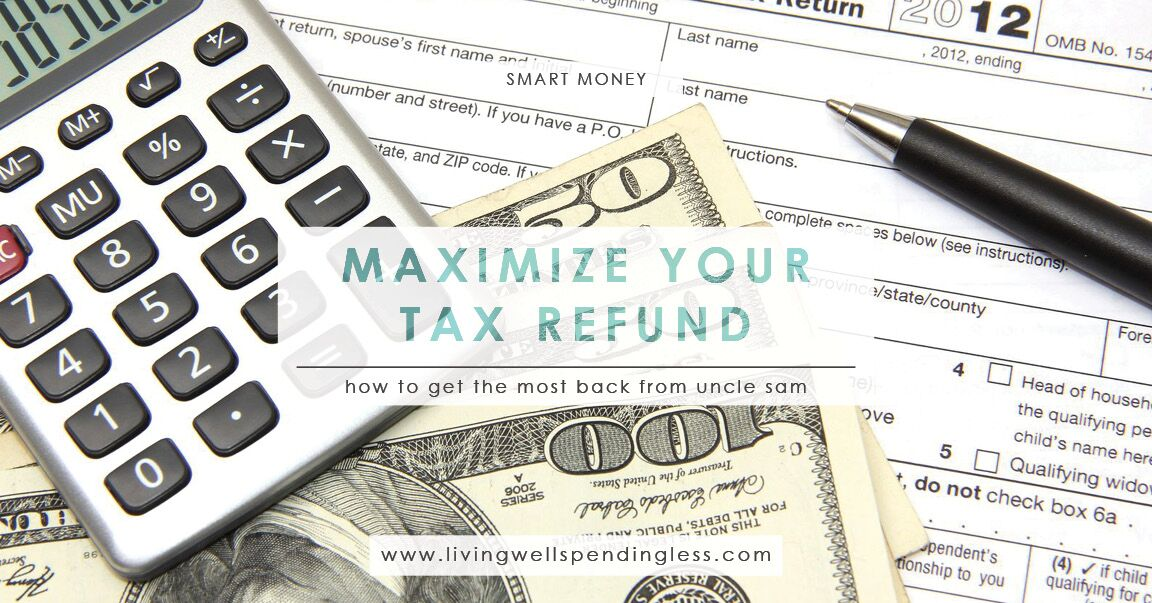 how to maximize your tax return