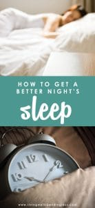 Is your lack of sleep at night causing more stress during the day? Chronic sleep deprivation has been linked to all sorts of health issues, but luckily there are some simple changes you can make to get a lot more sleep at night! Don't miss this super in-depth post for 18 smart tips for how to get a better night's sleep!
