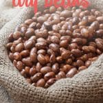 Beans sometimes get a bad rap, but few foods are more nutritious AND budget friendly! If you've never tried cooking with dry beans, here is everything you need to know, plus lots of great recipe ideas to get you started. Your wallet and your stomach will thank you!