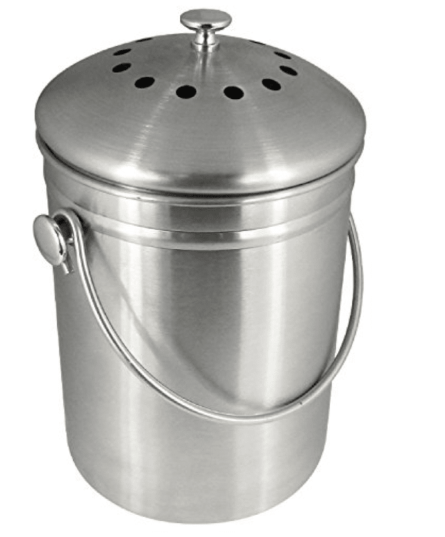 A countertop composter is a great addition to any kitchen.