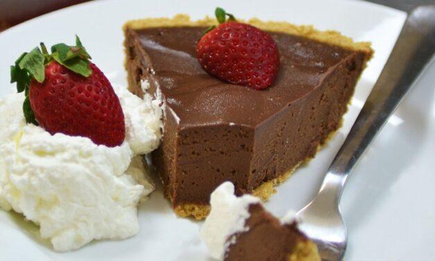 Simple Chocolate Tart
