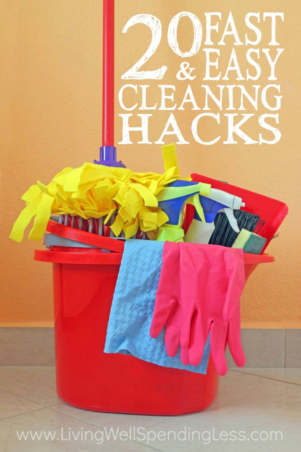 20 fast easy cleaning hacks genius cleaning tricks - Five home easy cleaning tips ...